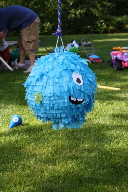 """Photo 14 of 17: Little Monsters / Birthday """"2nd Birthday Party""""   Catch My Party"""