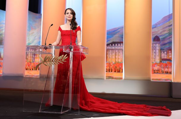 Soirée d'ouverture du 65e Festival de Cannes : Bérénice Bejo