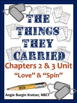 an analysis of the novel the things they carried by tim obrien In the things they carried by tim o'brien we have the theme of escape, conflict, guilt, acceptance and responsibility taken from his collection of the same name.