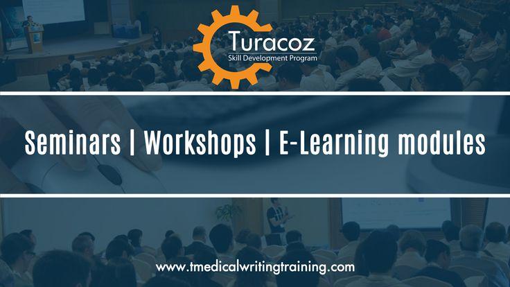 #MedicalWritingSkillDevelopmentProgramme  - #Seminars  #Workshops  #ELlearningModules