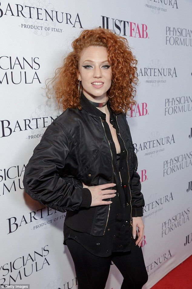 Surprised: English singer Jess Glynne admitted in an interview, which aired on Saturday, s...