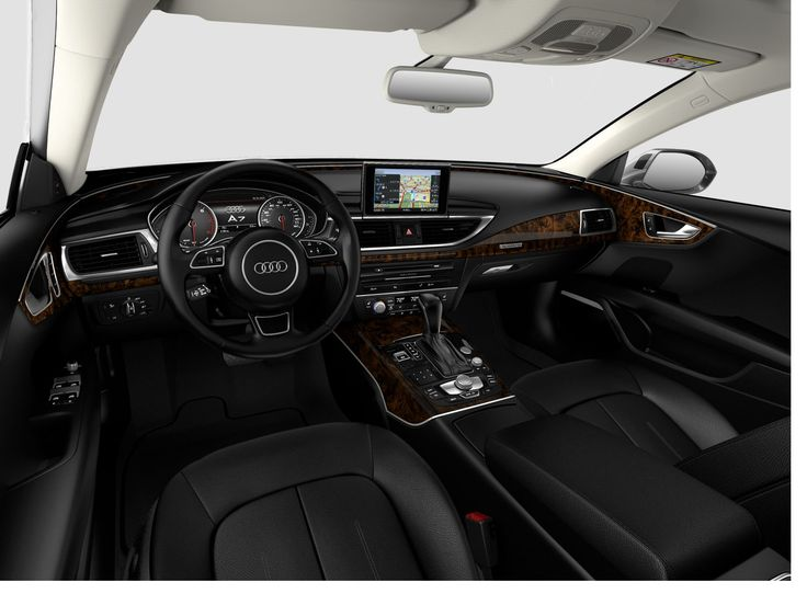 2016 Audi A/S7 base