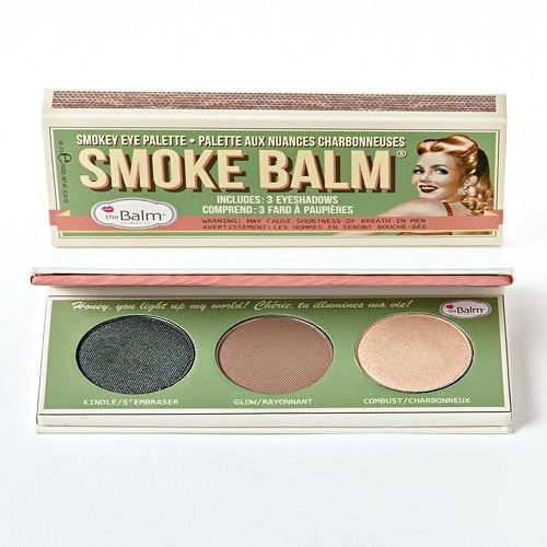the Balm Cosmetics Smoke Balm Smokey Eye Palette #1