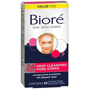 FREE Biore Nose Strips - Gratisfaction UK Freebies #freebies #freestuff #biore
