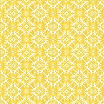 Graham & Brown vliesbehang 10,05m x 52cm p31-361 easy caravan yellow | Behang | Behang | KARWEI