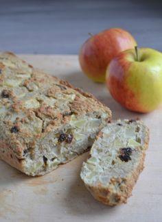 Net uit de oven, vervult dit warme broodje jouw appeltaart-behoefte. Hij is suikervrij en zelfs zo gezond, dat je hem kunt eten wanneer je wilt!