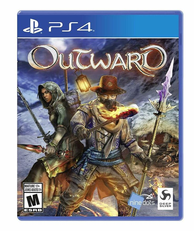 Outward Sony Ps4 Playstation 4 Rare Rpg Action Adventure Role Playing Game Deepsilver Xbox One Xbox One Games Xbox