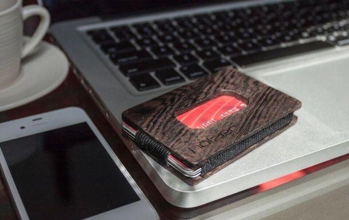 Hölzer Wood Wallet by Hölzer — Kickstarter
