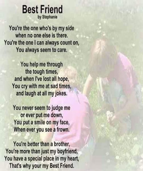 Short Sweet I Love You Quotes: The 25+ Best Short Friendship Poems Ideas On Pinterest