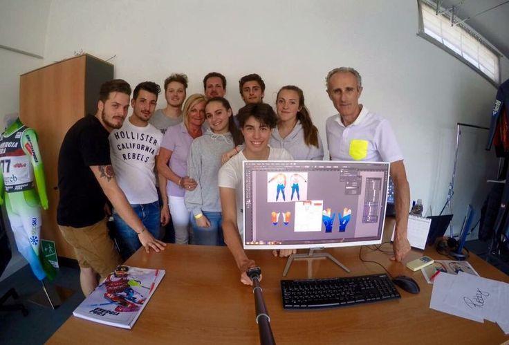 Le nuove tute #Energiapura disegnate dai ragazzi del #Bachmann di Tarvisio! http://magazine.energiapura.info/le-nuove-tute-energiapura-disegnate-dai-ragazzi-del-bachmann/ #tutedascienergiapura