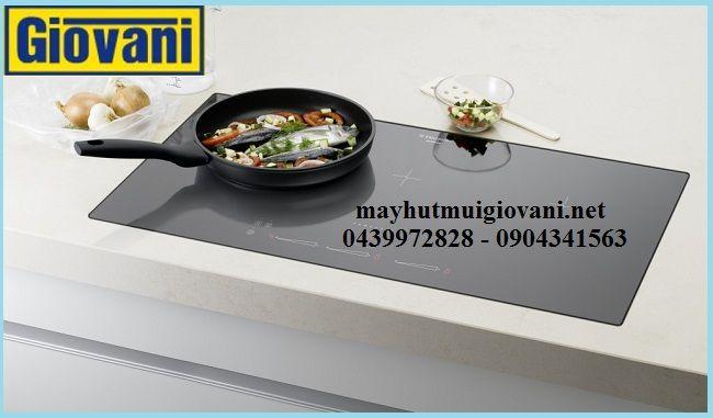 Xuất xứ của bếp điện từ Giovani: