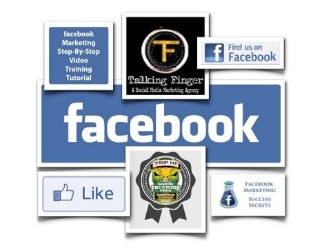 Our latest How-To video! Facebook Marketing Part One and Two. Any q's, post below or join the conversation on our Facebook Page: https://www.facebook.com/TalkingFinger/posts/107131499447983    WATCH IN HD for best quality!