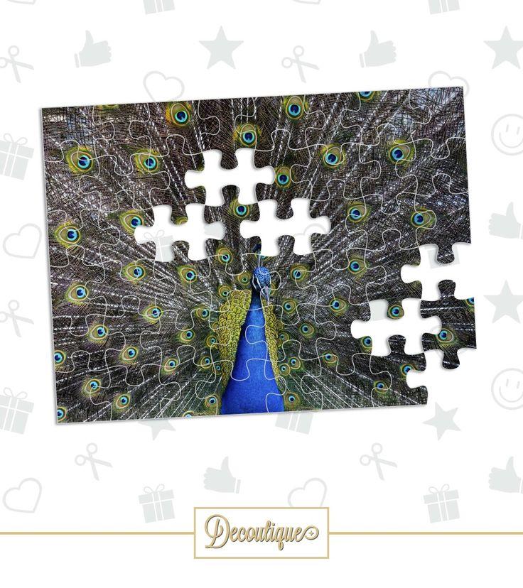 PUZZLE A4 #puzzle #gioco #rompicapo #spring #pavone #peacock #natura #nature #uccello #bird #India #colori #colors #animale #animal #blu #giallo #eleganza #elegant #ideeregalo #idearegalo  Codice: PZL010 Prezzo: 7,00 € Spedizione in Italia: 2,00 €  Per prenotare la tua T-Shirt contattaci in privato o all'indirizzo email info@decoutique.it Personalizza la tua T-Shirt con lo stile più adatto a te. Affidati a noi per la tua proposta grafica!