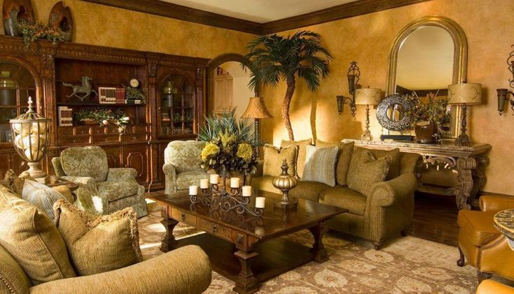 Stunning 52 Stunning Tuscan Living Room Furniture Ideas https://toparchitecture.net/2017/11/24/52-stunning-tuscan-living-room-furniture-ideas/