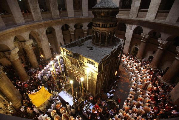 Sanctum Sepulchrum (Ναός του Παναγίου Τάφου), Jerusalem, Israel