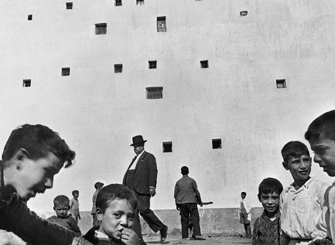 Cartier-Bresson: la poesía del instante