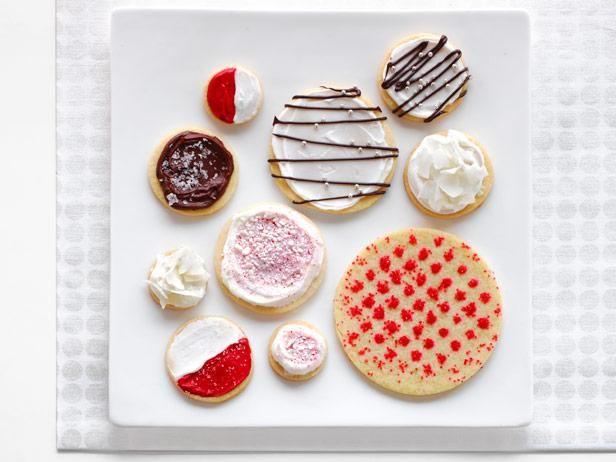 Best Holiday Baking Recipes  Food Network Cookies Cookies