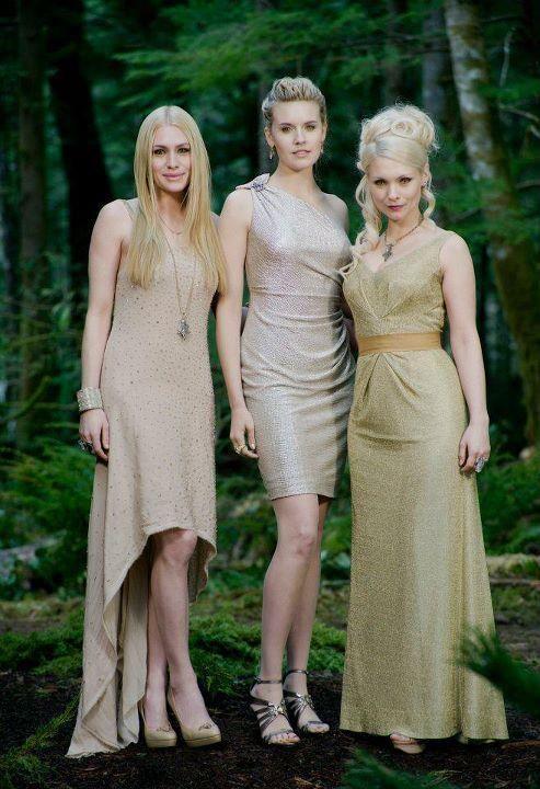 The Denali Sisters - Breaking Dawn.