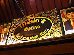 warung made seminyak - Google Search