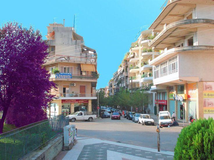 papastratou st.,<b>Agrinio</b> NW <b>Greece</b>