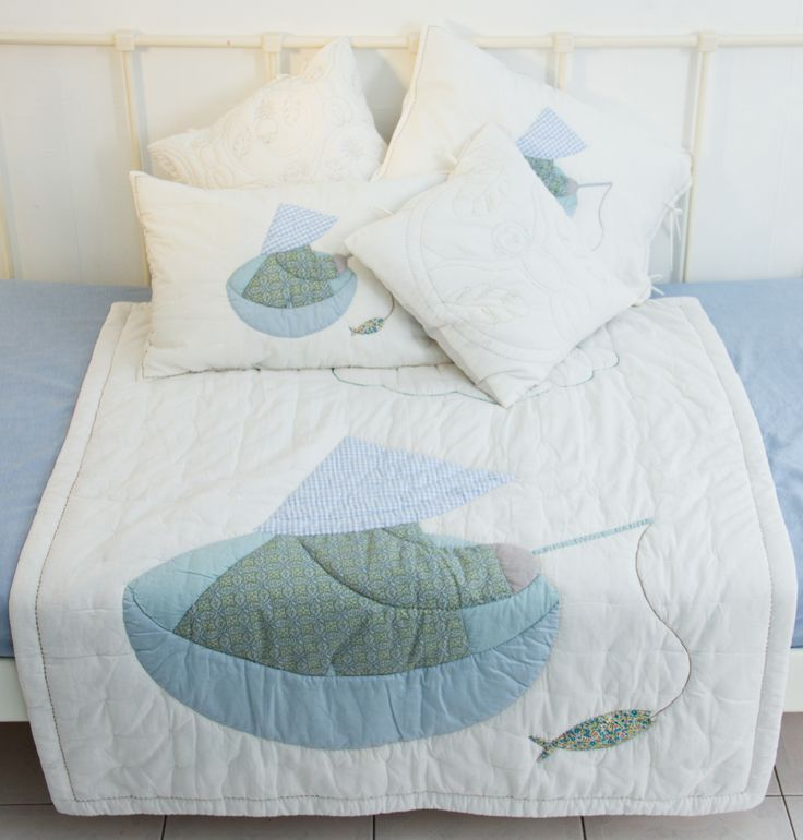 VSB fishing #quilt - available in our shops