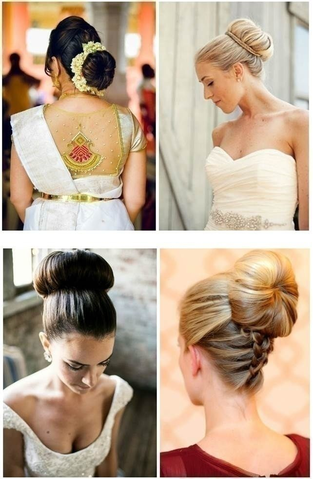 Top 5 Indian Bridal Hairstyles For Thin Hair Hair Styles Best Wedding Hairstyles Elegant Hairstyles