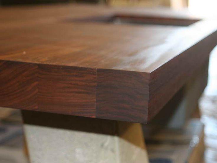 Amazing Corner Engineered Wood Laminate Countertops