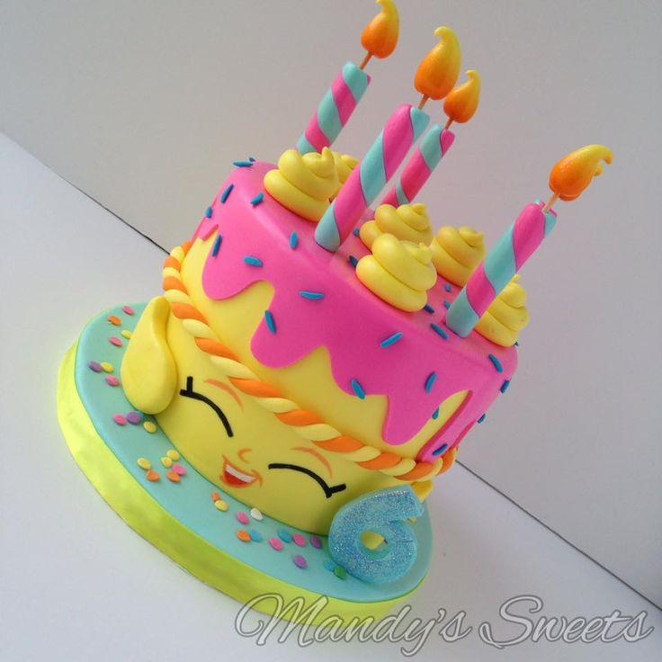 Shopkins Birthday Party Ideas!
