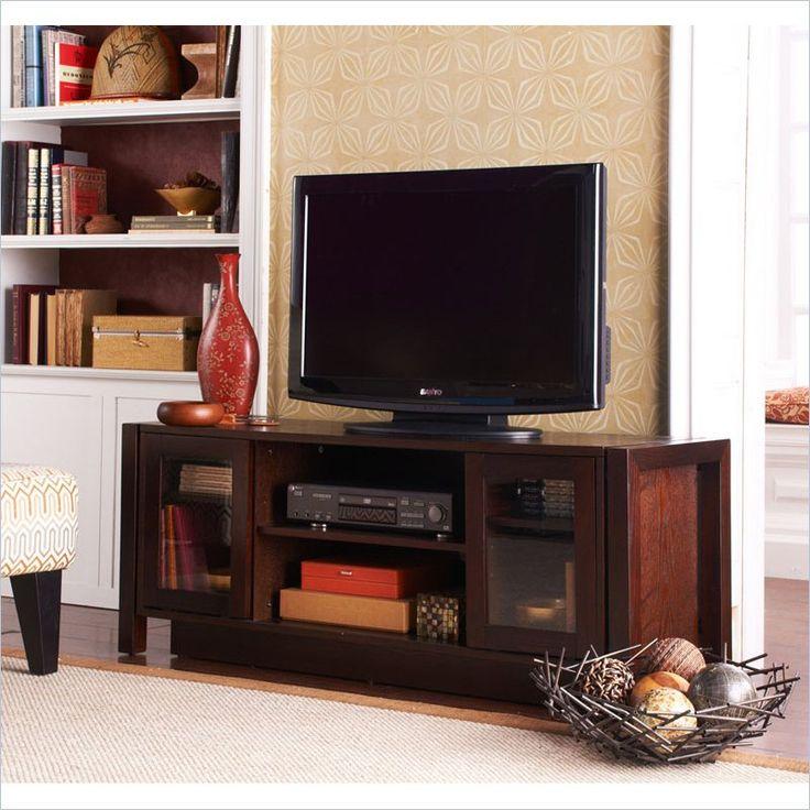 Holly Martin Kenton TV Stand Media Console In Espresso