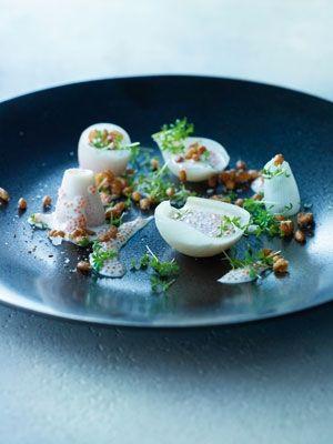 """Stenbiderrogn - """"den danske kaviar"""" er en simpel, men lækker forårsspise, og nem at tilberede."""
