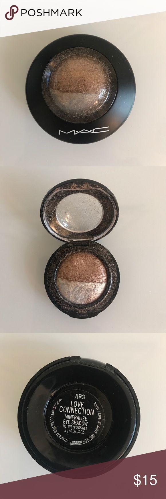MAC COSMETICS MINERALIZE EYESHADOW Like new! MAC Cosmetics Makeup Eyeshadow