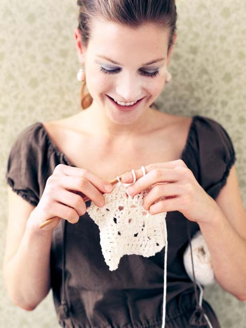 How to Release Post-Holiday Stress with Crochet | crochet today