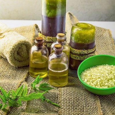 Duschgel Rezept: Kräuter Duschgel | Duschgel selber machen