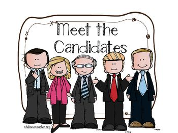 Meet the U.S. President Candidates 2016