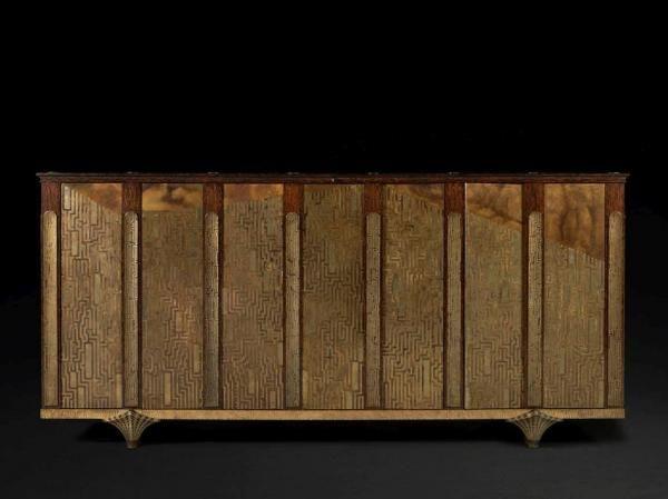 """Eugène PRINTZ & Jean DUNAND 1889 – 1948 & 1877 – 1942 - EXCEPTIONNEL MEUBLE DE[...], mis en vente lors de la vente """"Le regard de Pierre Hebey - Les passions modérées - Art Déco"""" à Artcurial   Auction.fr"""