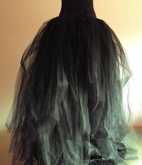 Bellatrix LeStrange tulle skirt