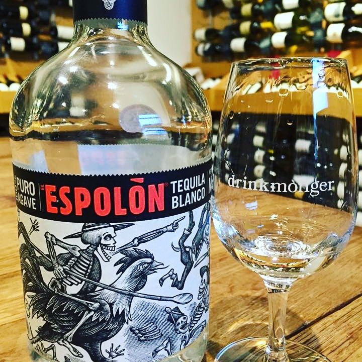 Creamy, slight acidity which makes it fresh and lively, sugar cane and honey flavours, aromatic nose, minerals and salty sweet on the palate.  Really soft and smooth and elegant. A great sipping tequila! Http://www.IWantToTaste.com #Espolon #tequila
