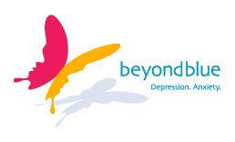 beyondblue. Depression, Anxiety - logo