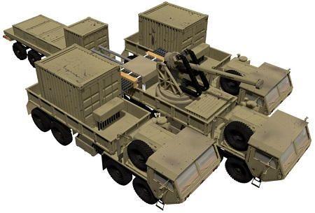 Le canon électromagnétique de l'US Navy est prêt pour des essais opérationnels - Zone Militaire