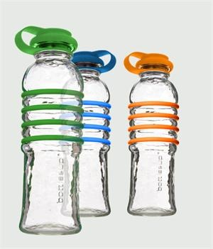 doesn't have to be glass, but everyone should have a reusable water bottle