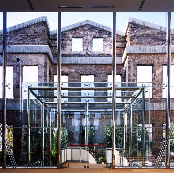 #facadism #oldandnew #glass #steelandgalsss #gokhanavcıoglu #gadarchitecture #gad #restoration #ottoman #events #esmasultan #contemporary #curtainwall #wedding #seismic #brick #ortakoy #istanbul #mimarlık