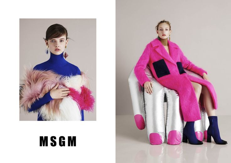 Exclusive: Massimo Giorgetti on MSGM's Fall '15 Ad Campaign and Why Youth Is the Secret to Good Fashion