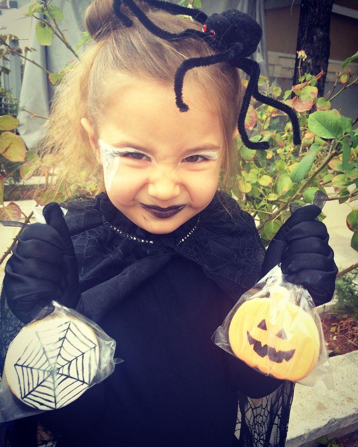 #halloween #spider #girlcostume