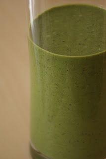naturbarnet: Min vildt grønne smoothie