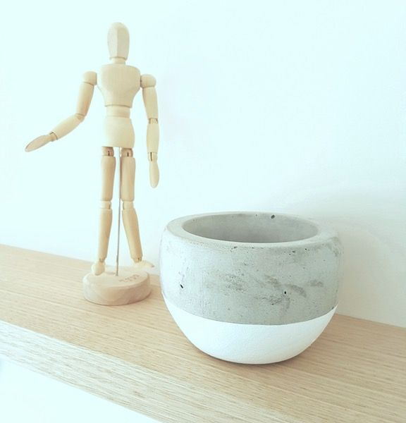 Image of Dipped Bowl / Planter