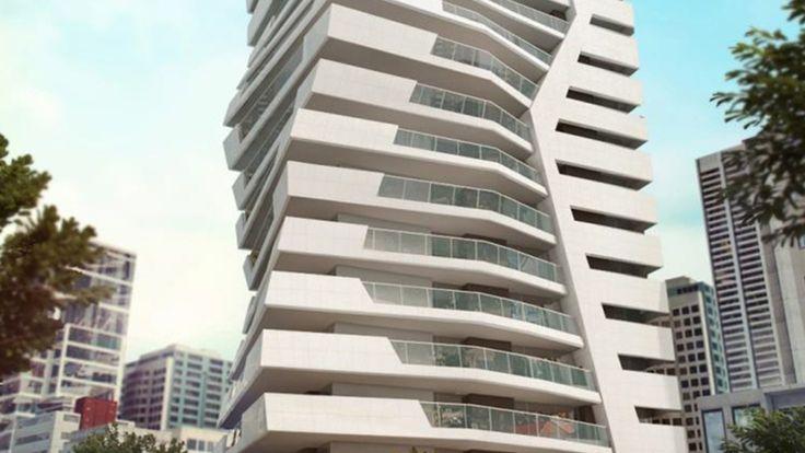 Moreira Tower in Fortaleza, Brazil (ReCS Brasil: Antonella Marzi, Marta Dituri ▪ 2015)