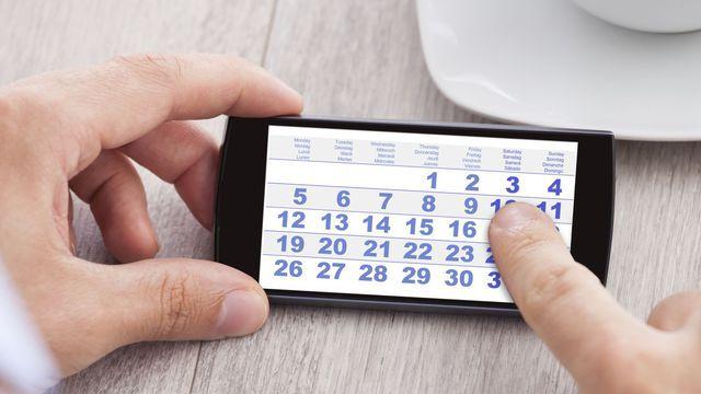 Les dates des vacances scolaires de la Toussaint, de Noël, d'hiver pour 2017 et 2018 sont connues.