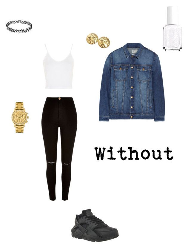 Outfit Ideas: Nike Huarache Outfit Ideas