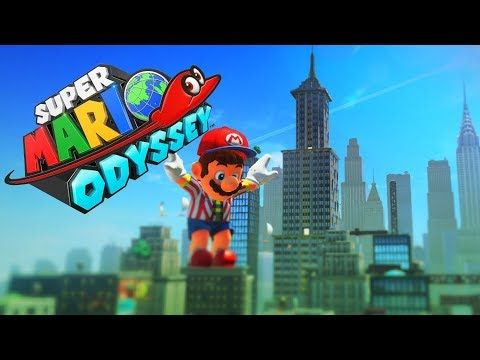 Gaming With Chibi The Video Gamer: Lets Play SUPER MARIO ODYSSEY part 30 Retro Cube I...