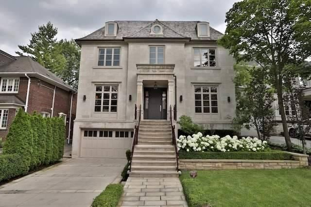Spectacular One Of A Kind Family Home In The Heart Of Forest Hill! Luxury Home Defined By Stately Style Impeccable Details, Offering A Lifestyle Of Elegance, Luxurious Comfort, Approx 6000' Of Unsurpassed Craftsmanship. The Finest Of Heated Hrdwd Flrs Thru-Out, Heated Fully Fin.Bsmt W/Gym, R/I Theatre Rm & Nanny's Rm. Open Concept Dream Kit W/Hi-End Appls, Cstm Cabinetry, Caesarstone Countertops.